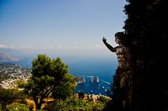 Taken while on our trip to France and Italy - Capri Island