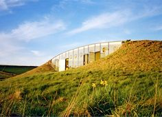 País de Gales - arquiteta Amanda Levete