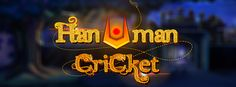 "An excting upcoming game  ""Hanuman cricket"""