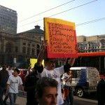 Manifestação a favor da Telexfree percorre ruas do Centro de SP