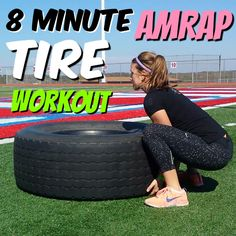 This is a video with the top 36 great fitness Total Body Exercises you can only do with a Car Tire. This work-out is one of the best according to my bootcamp. Tire Flipping Workout, Tire Workout, Boot Camp Workout, Running Workouts, Workout Body, Workout Circuit At Home, Circuit Workouts, Quick Workouts, Fitness Workout For Women