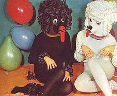 women in creepy poodle dog costumes vintage ads funny pictures Kitsch, Dog Tumblr, Weird And Wonderful, Vintage Halloween, Clowns, Art Inspo, Funny Pictures, Funny Memes, Dankest Memes