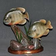 Image result for wooden fish carving
