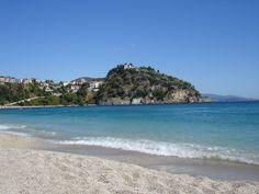 2012 Vacation: Valtos Beach - Parga, Greece