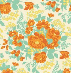 I bought yardage in this one in order to use it for a quilt back.