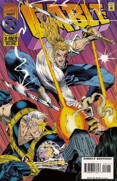 ian churchill - Cable | Cable Vol 1 22 - Marvel Comics Database