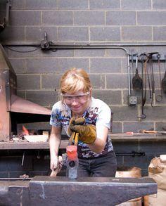 Penland School of Crafts, North Carolina.  Woodworking, Book Arts, Letterpress & Printing, Metals Arts, Photography & Blacksmithing