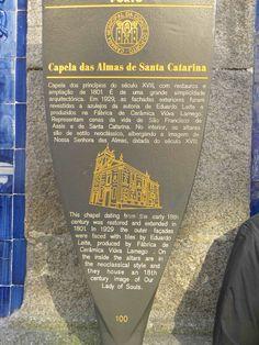 Azulejo route Porto