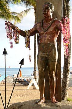 Waikiki icon #sunsandsea