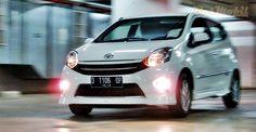 Test Drive Toyota Agya | Fun Driving Mobil Murah Toyota Agya |