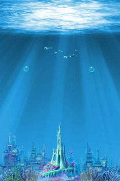 Atlantis (a portion of the submerged Lens; the emission of its radiant call to the incarnate Terran Atlanteans)