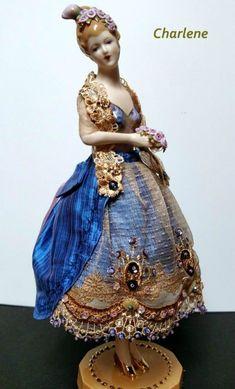 Половинка куколки, или Half doll: 45 изящных работ со всего мира - Ярмарка Мастеров - ручная работа, handmade