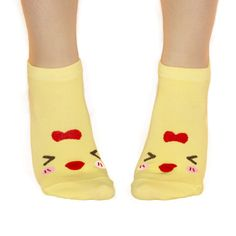 3 Packs per order Sanrio Hello Kitty No-Shows Girls Ankle Sock Fits Sizes 9-11