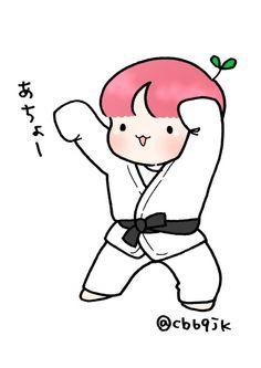 \( 'ㅅ' \) あちょー ※ブルースウィリス風に  #ベッキョン #baekhyun  #백현  #fanart Chibi, Simple Anime, Exo Fan Art, Kawaii, Kpop Fanart, Baekhyun, Kdrama, Art Drawings, Hello Kitty