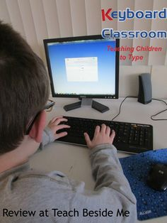 typing for kids with Keyboard Classroom