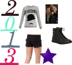 """""""Black Day."""" by corri-roberts on Polyvore"""