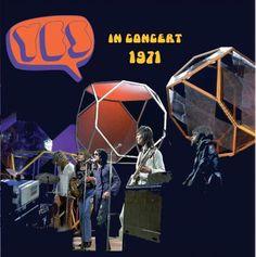 Hurricane Records - Yes - In Concert 1971 The Yes Album, Jon Davison, Trevor Horn, Bill Bruford, Chris Squire, Alan White, Steve Howe, Rick Wakeman, Progressive Rock