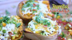 Nueva receta en el blog, burritos saludables para celebrar el #CincodeMayo con #MazolaPlatoSano #ad