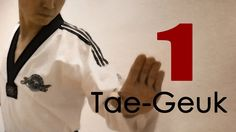 WTF Taekwondo poomsae Taegeuk 1 Jhang (Explanations) 태극 1장 - taekwonwoo