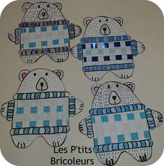 Discover recipes, home ideas, style inspiration and other ideas to try. Winter Art, Art Plastique, Techno, Crafts For Kids, Snoopy, Halloween, Animals, Kid Art, Diy Creative Ideas