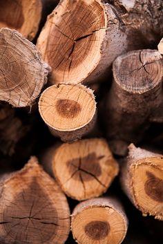 Natural wood. #color