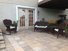 Check out this great outdoor space at our listing 745 Thomas Armor Dr. in Windsor, PA!