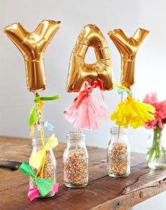 Bright confetti-themed baby shower | photos by Alana Landsberry | 100 Layer Cakelet