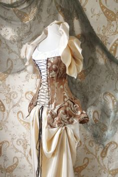 50 DOLLARS OFF High Seas Pirate CorsetFor A 3031 by AliceAndWillow, $69.00