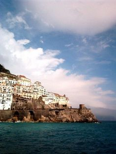 Travel Bucket List: Amalfi Coast, Italy