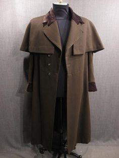 Over coat - Early 19th century jacket