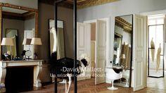 David Mallett : Un salon de coiffure ébouriffant