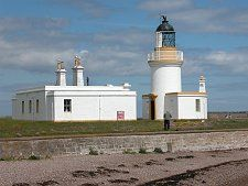 Chanonry Point Lighthouse-Scotland