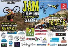 Hoy hasta las 13:30 abiertos en el local!, luego podes visitar nuestro stand en el Dirt World Jam! no te lo pierdas!