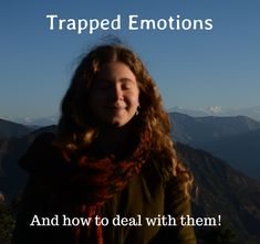 Trapped emotions - we all have them in our body. But how to deal with them properly? Perfect Sense, Pressure Points, Take The First Step, Yoga Teacher Training, My Yoga, Inner Child, Might Have, Talking To You, Our Body