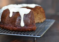 Anja's Food 4 Thought: Gingerbread Bundt Cake