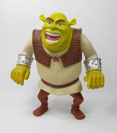 Shrek, Ronald Mcdonald, Toys, Disney, Character, Activity Toys, Lettering, Toy, Disney Art