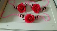 Artificial silk rose corsages by bridal flower jewellery www.bridalflowerjewellery.weebly.com