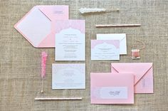 Jessica Bishop Paperie   The Heather Suite