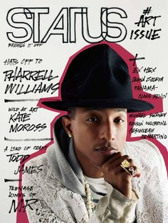 Status Magazine February 2015 Issue Plus: Kate Moross Todd James Mr. Ex Hex Jeona Zoleta Panama Clara Benin Michael Swaney Aeschlea DeMartino Ronson Culibrina