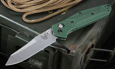 Benchmade 940 Osborne Axis Tactical Folding Knives