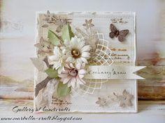 Gallery of handicrafts: Kochanej Mamie