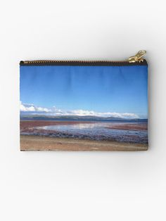 """""""Isle of Bute Zipper Pouch by sillybanana Isle Of Bute, Makeup Bags, Iphone Wallet, Gifts For Family, Zipper Pouch, Unique, Makeup Pouch, Make Up Bags"""