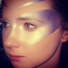 Playing around with #Mistair colours #AIRBRUSH #Makeup #Makeupbyjordana #Mua #Blend