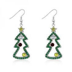 Picture of Christmas Earrings