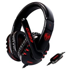 Somic Pro Gaming Headphones Casque Computer Game Gamer Headset With Microphone Stereo Head Phones Hot Sale fones Computer Headphones, Bass Headphones, Headphones For Sale, Headphones With Microphone, Headphone With Mic, Gaming Headset, Gaming Computer, Gaming Accessories, Headpieces