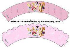 Princesas Beb�s Disney: im�genes e imprimibles gratis para fiestas de cumplea�os.