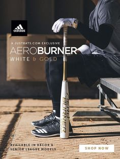 2018 Adidas Aero Burner Comp 3 2 5 8 Bbcor Baseball Bat Aero18cbb Justbats