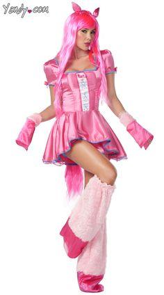 Pink Pony Costume, $43.98 #besexy #yandydotcom