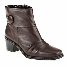 David Tate Women's Gina Ankle Boots :: Women's Shoes :: Women's Boots :: FootSmart