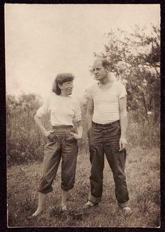 Documented   Lee Kresner & Jackson Pollock